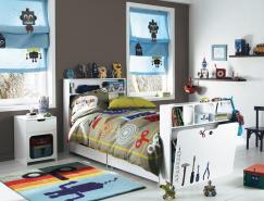 15個超酷的兒童房設計欣賞
