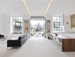 伦敦Clink街时尚现代公寓设计