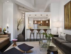 紐約西村Loft公寓設計