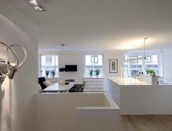 185平米瑞典现代公寓设计