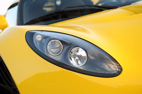 2011款HennesseyVenomGT超级跑车