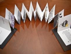 10個國外創意宣傳畫冊設計