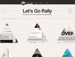 35个极简风格Web设计