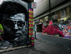 国外创意街头涂鸦艺术
