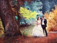IvanZamanuhin獨特優雅的婚紗攝影