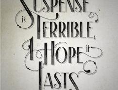 英格兰StevenBonner字体设计