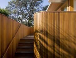 澳大利亚木结构海滨别墅