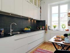 30個北歐風格的廚房設計