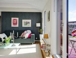 40个北欧风格家居壁纸设计