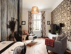 优雅的北欧36平米小公寓皇冠新2网