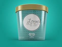 广告欣赏:Kibon冰淇淋