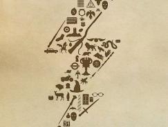 40张哈利波特插画艺术作品