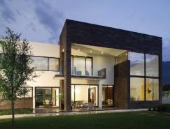 墨西哥简约的CasadelTec别墅设计