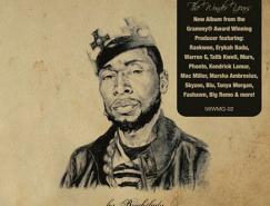 潮流音乐的专辑封面设计