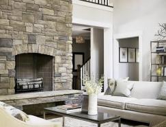 传统和现代风格完美结合:亚特兰大别墅