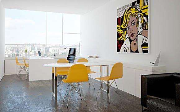 漂亮的创意办公室设计(2)