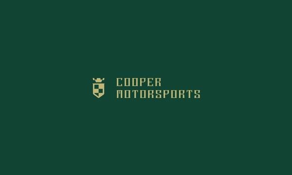 品牌设计欣赏:CooperMotorsport