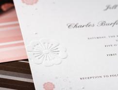 30款漂亮的创意邀请卡设计