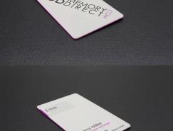 30款国外创新的名片设计