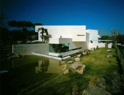 A-Cero作品:马德里自然简约的豪宅设计