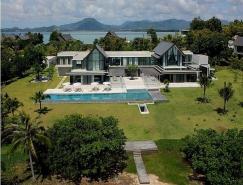 泰国普吉岛豪华的度假别墅欣赏