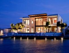 荷兰Bonaire别墅设计