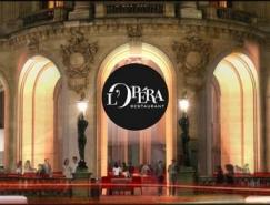 浓烈艺术气息的巴黎L'Opera餐厅
