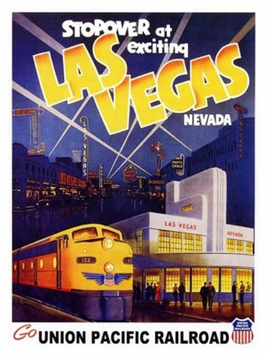 国外经典的铁路海报设计(2)