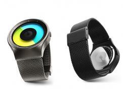 未来感十足的ZiiiroCeleste腕表设计