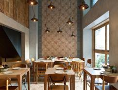雅典Capanna餐廳設計