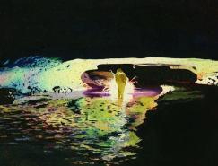 AndersRomare水彩画欣赏