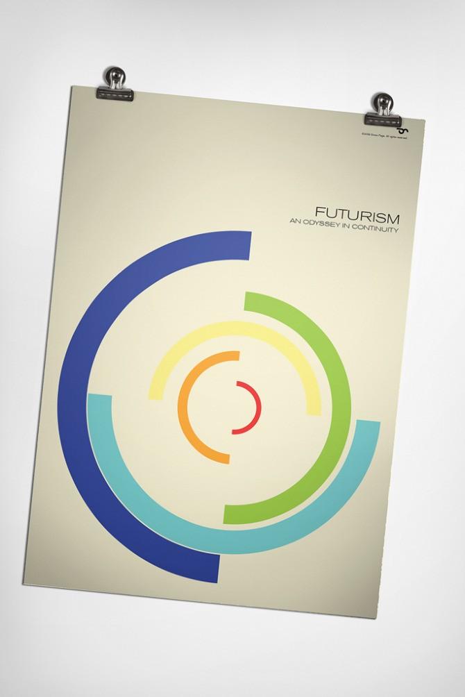 海报设计欣赏:futurism(2)