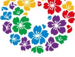 日本公布2020年申奥标志樱花环象征永远幸福