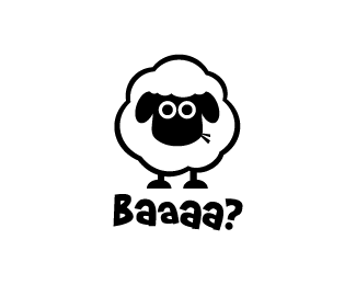 标志设计元素运用实例:羊