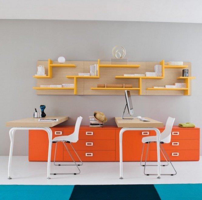 意大利Clever儿童房家具设计