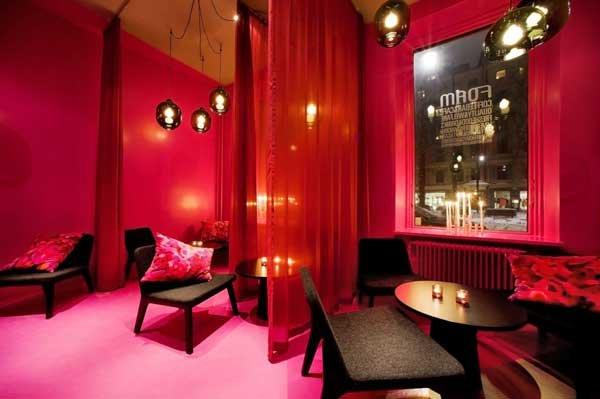 瑞典CaféFOAM咖啡馆