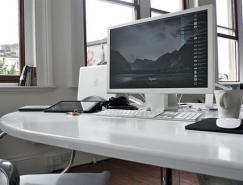 极简风格工作台设计欣赏