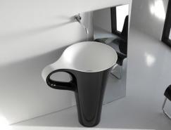 极具个性的卫浴产品设计