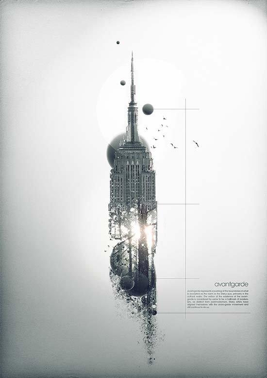 27款国外创意海报设计