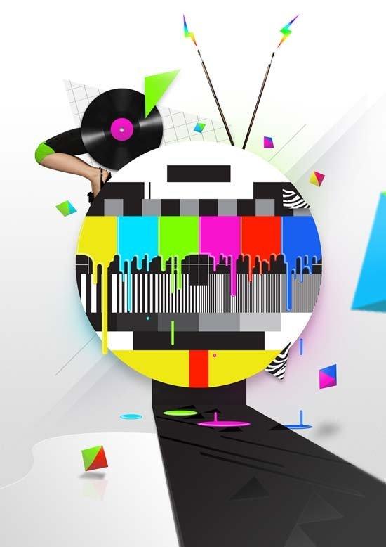 27款国外创意海报设计(4)