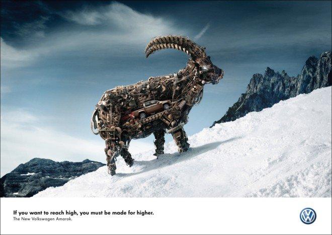 汽车广告欣赏:大众(3)图片