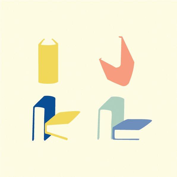 chong可爱的图书字体设计