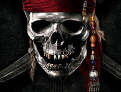 电影海报欣赏:加勒比海盗之