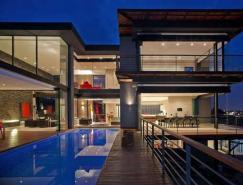 南非梦幻般的Lam山顶别墅