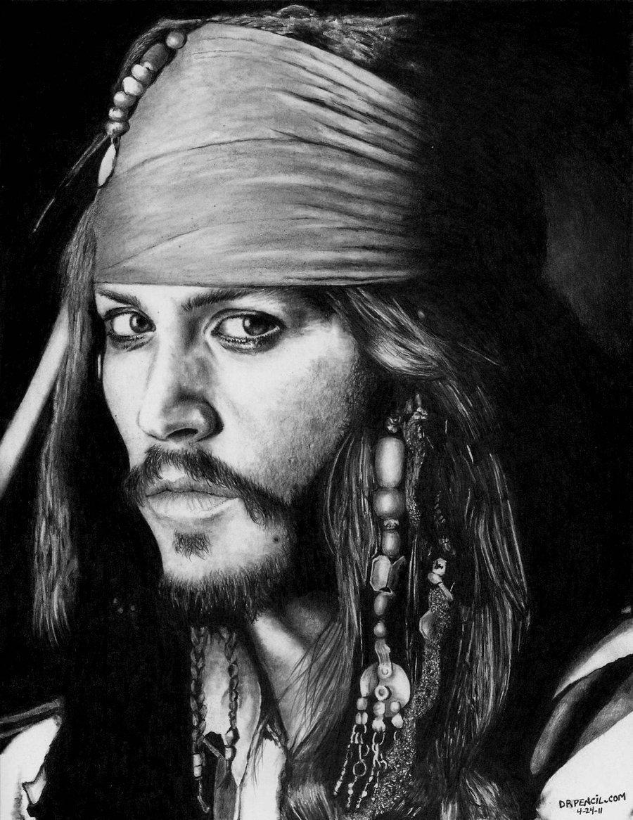 Рисунки карандашом портреты
