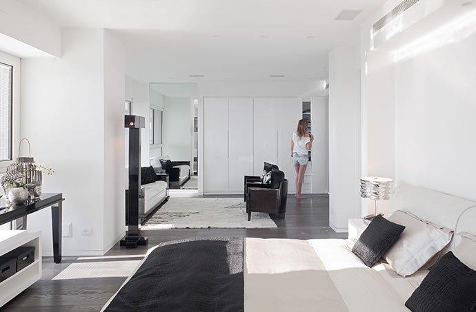 意大利现代简约风格公寓设计