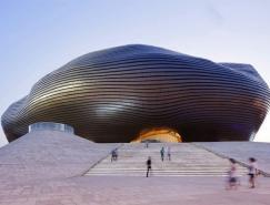 建筑欣賞:鄂爾多斯博物館