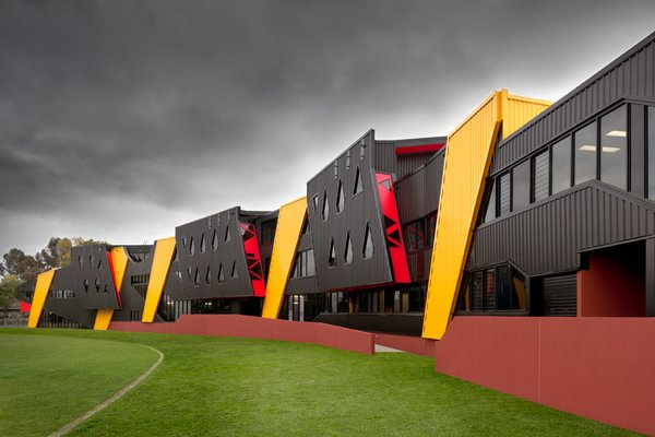 澳大利亚JoshuaMcAlister创意建筑设计