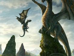 勇敢的新世界:幻想CG作品欣赏