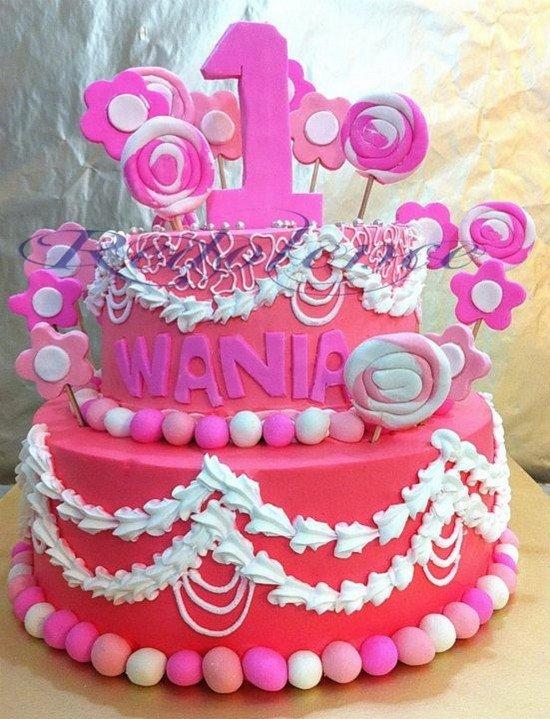 66款创意儿童生日蛋糕